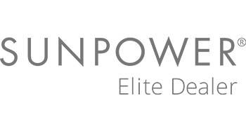 Rising Sun solar sunpower elite dealer logo