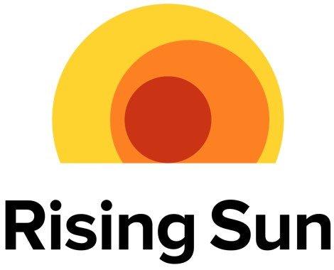 Rising Sun Solar Hawaii Logo with Text