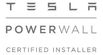 Rising Sun Solars tesla powerwall certification logo